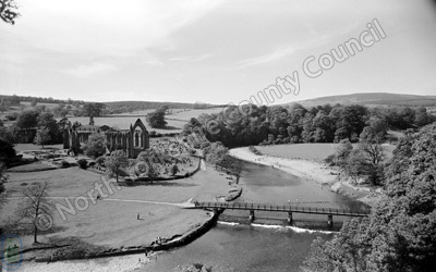 Bolton Abbey, Bridge and River Wharfe